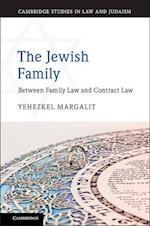 The Jewish Family (Cambridge Studies in Law and Judaism)