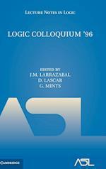 Logic Colloquium '96 (Lecture Notes in Logic, nr. 12)
