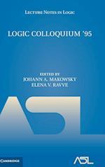 Logic Colloquium '95 (Lecture Notes in Logic)