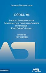 Gödel '96 (Lecture Notes in Logic)