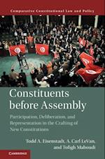 Constituents Before Assembly (Comparative Constitutional Law and Policy)