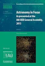 Astronomy in Focus XXIXA (Proceedings of the International Astronomical Union Symposia And Colloquia)
