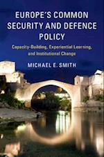 Europe's Common Security and Defence Policy