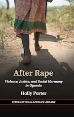 After Rape (International African Library, nr. 53)