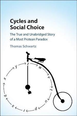 Bog, hardback Cycles and Social Choice af Thomas Schwartz