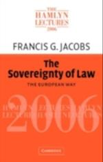 Sovereignty of Law (The Hamlyn Lectures)