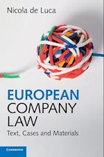 European Company Law