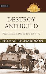 Destroy and Build (Australian Army History)
