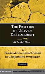 Politics of Uneven Development af Richard F Doner