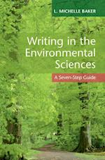Writing in the Environmental Sciences