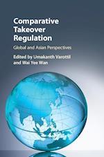 Comparative Takeover Regulation