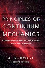 Principles of Continuum Mechanics