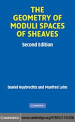 Geometry of Moduli Spaces of Sheaves af Daniel Huybrechts