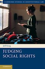 Judging Social Rights af Jeff King