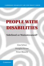 People with Disabilities (Cambridge Disability Law and Policy Series)