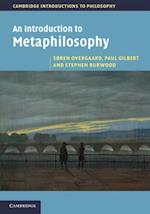Introduction to Metaphilosophy (Cambridge Introductions to Philosophy)