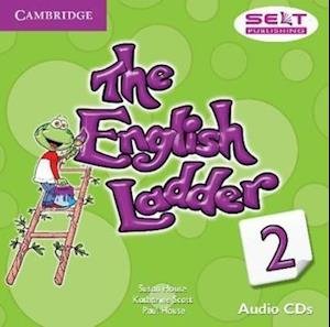 The English Ladder Level 2 Audio CDs (2)