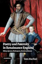Poetry and Paternity in Renaissance England af Tom MacFaul