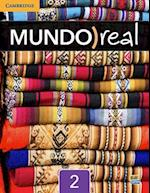 Mundo Real Level 2 Student's Book Plus Eleteca Access af Eduardo Aparicio, Celia Meana