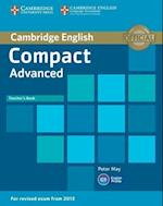 Compact Advanced Teacher's Book