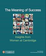 The Meaning of Success af University Of Cambridge