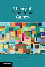 Theory of Conditional Games af Wynn C. Stirling