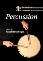 The Cambridge Companion to Percussion