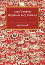 Water Transport af James Hornell