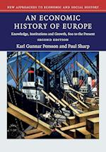 An Economic History of Europe af Karl Gunnar Persson, Paul Sharp