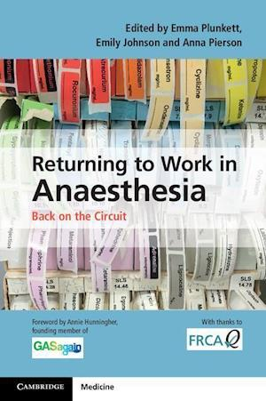 Bog, paperback Returning to Work in Anaesthesia af Emma Plunkett