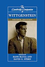 The Cambridge Companion to Wittgenstein (Cambridge Companions to Philosophy Hardcover)