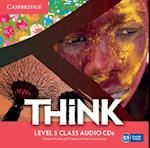 Think Level 5 Class Audio CDs (3)