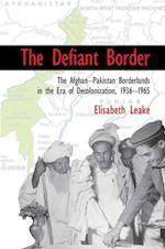 The Defiant Border af Elisabeth Leake