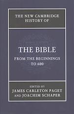 The New Cambridge History of the Bible (New Cambridge History of the Bible)
