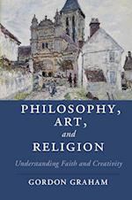 Philosophy, Art, and Religion (Cambridge Studies in Religion Philosophy and Society)