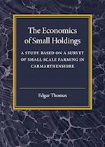 The Economics of Small Holdings