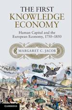 First Knowledge Economy af Margaret C. Jacob