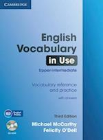 English Vocabulary in Use Upper-intermediate with Answers and CD-ROM af Michael McCarthy, Felicity O Dell