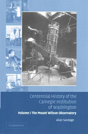 Centennial History of the Carnegie Institution of Washington 5 Volume Paperback Set