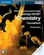 Cambridge IGCSE Chemistry Coursebook with CD-ROM (Cambridge International Examinations)