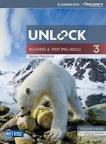 Unlock Level 3 Reading and Writing Skills Student's Book and Online Workbook af Carolyn Westbrook