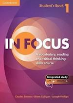 In Focus Level 1 Student's Book with Online Resources af Charles Browne