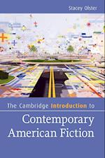 The Cambridge Introduction to Contemporary American Fiction (Cambridge Introductions to Literature)