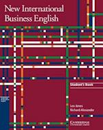 New International Business English Student's Book af Leo Jones, Richard Alexander