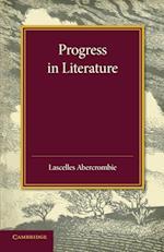 Progress in Literature af Lascelles Abercrombie