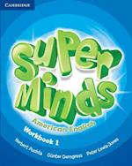 Super Minds American English Level 1 Workbook