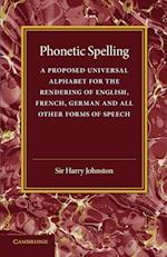 Phonetic Spelling af Harry Johnston