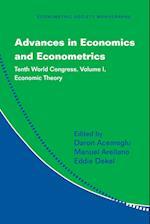 Advances in Economics and Econometrics (Econometric Society Monographs, nr. 49)