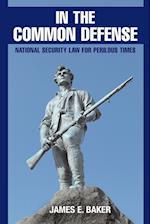 In the Common Defense