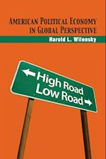 American Political Economy in Global Perspective af Harold L. Wilensky